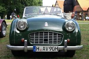British Cars & More - Oldtimertreffen in Steinhude