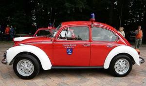 Volkswagen Käfer 1303 - Feuerwehr-Einsatzwagen der Feuerwehr Leer