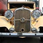 Horch Achtzylinder – im Verkehrsmuseum Dresden