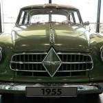 Die Borgward Isabella im Zeithaus der Autostadt Wolfsburg