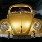 Jubiläums-Käfer 1955 - der einmillionste Volkswagen