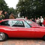 Jaguar E-Type - klassisch - zeitlos - aufregend schön!