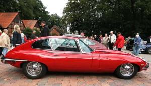 Jaguar E-Type - der klassische Sportwagen-Oldtimer aus England