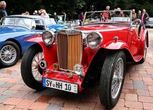 MG TF 1500 - very british!