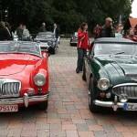 MGA und Austin Healey 3000 MK III – Oldtimer-Träume