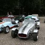Caterham 7 und andere Automobil-Klassiker in Steinhude