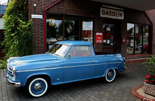 Borgward Isabella Pickup