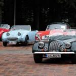 British Cars & More - Oldtimertreffen in Steinhudes Scheunenviertel