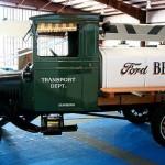 Ford T-Modell als Tanklastwagen - ein unbezahlbares Museumsstück