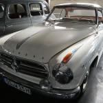 Borgward Isabella Coupé im Automuseum Melle