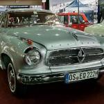 Borgward Isabella Coupé – auf der Bremen Classic Motorshow 2012