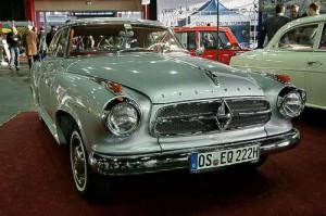 Borgward Isabella Coupé - auf der Bremen Classic Motorshow 2012
