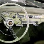 Cockpit des Borgward Isabella Cabrios – der Chic der Sechziger Jahre