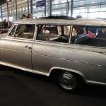 Borgward Isabella Combi – auf der Bremen Classic Motorshow 2013