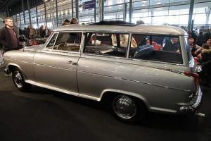 Borgward Isabella Combi - auf der Bremen Classic Motorshow 2013
