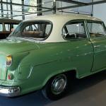 Die Isabella Baujahr 1955 – Deutschlands erstes Mittelklasse-Auto sportlicher Prägung