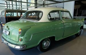 Die Isabella Baujahr 1955 - Deutschlands erstes Mittelklasse-Auto sportlicher Prägung