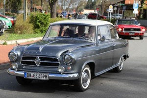 Borgward Isabella Limousine