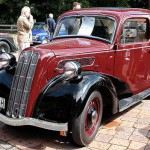 Ford England - 7 W Ten Junior de Luxe Sedan