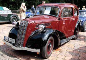 Ford England 7 W Ten Junior de Luxe Sedan