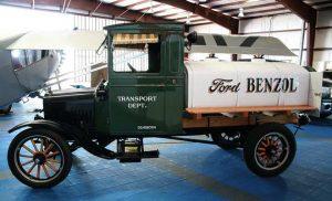 Ford T Tanklastwagen