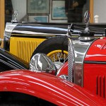 Mercedes-Benz Oldtimer im Technikmuseum Speyer