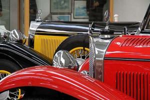 Mercedes-Benz Oldtimer im Technikmuseum Speyer