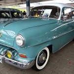 Opel Olympia Rekord – Baujahr 1953