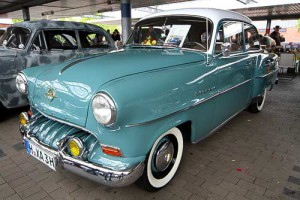 Opel Olympia Rekord - Baujahr 1953