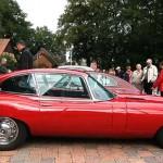 Jaguar E - die ellenlange Motorhaube