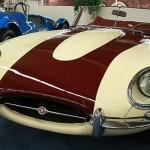 Jaguar E-Type Bouillot Helsel Roadster