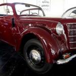 Opel Olympia OL 38 Kabrio-Limousine - im Automuseum Melle