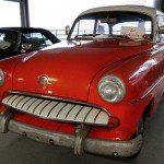 Opel Olympia Rekord - Baujahr 1955