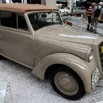 Opel Olympia – Baujahr 1936 – im Technikmuseum Speyer