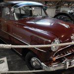 Opel Olympia Rekord Caravan