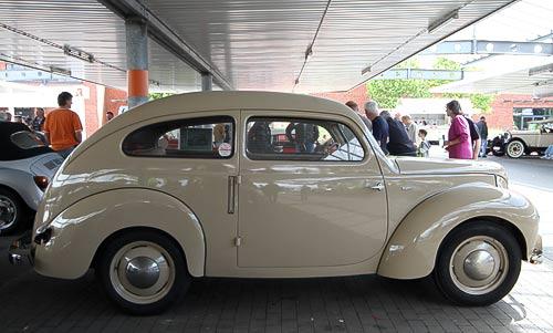 Ford Taunus Standard - Baujahr 1951