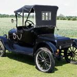Das Ford T-Modell – über 15 Millionen mal gebaut