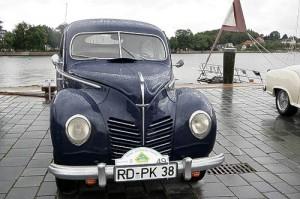 Ford Taunus Spezial - der legedäre 'Buckeltaunus'.