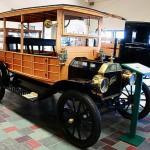 Ford T – One Ton Truck,  hier als Popcorn-Verkaufswagen.