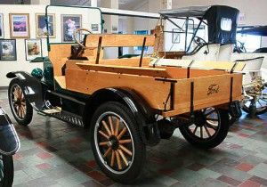 Ford T als Express Pick Up - Baujahr 1925