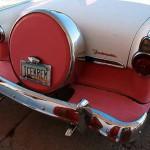 Ford Fairlaine V 8 – gesehen in Williams, Arizona