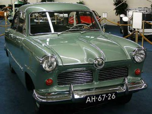 Ford Taunus 12 M 'Weltkugel' Baujahr 1954