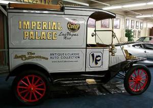 Ford Model T - als Pie Wagon, Baujahr 1913