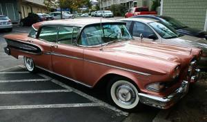 Ford Edsel - vor über fünfzig Jahren ein grosser Flop