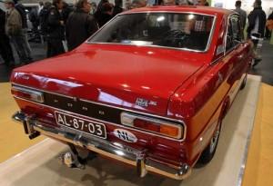 Ford 15 M XL - Coupè