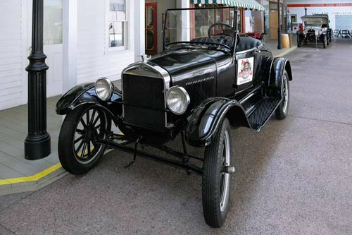 Ford T-Modell als Roadster - Harrah Collection, Reno, Nevada