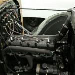 Ford T-Modell Motorraum