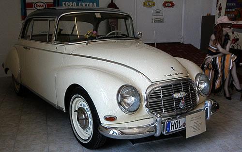 DKW Auto Union 1000 S de Luxe Coupé