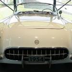 Die erste Corvette - voller Emotionen, aber etwas schwachbrüstig.