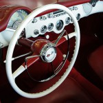 Corvette-Cockpit - Amerikas Chic und Charme der Fünfziger Jahre